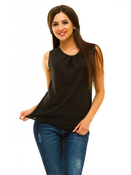 Блуза без рукавов CRN