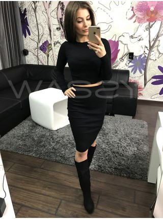 Женский Костюм: кофта + юбка под заказ ЗКФ2+ЗЮ9