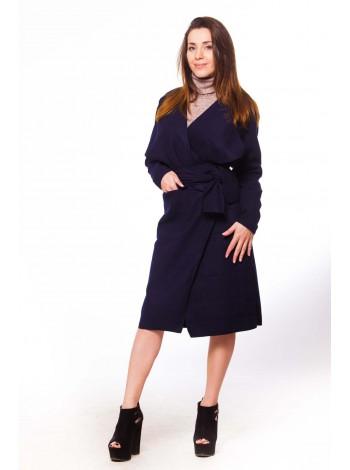 Модное пальто без подкладки