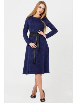 Платье Таня темно-синее