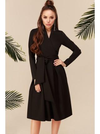 Платье с пышной юбкой ch