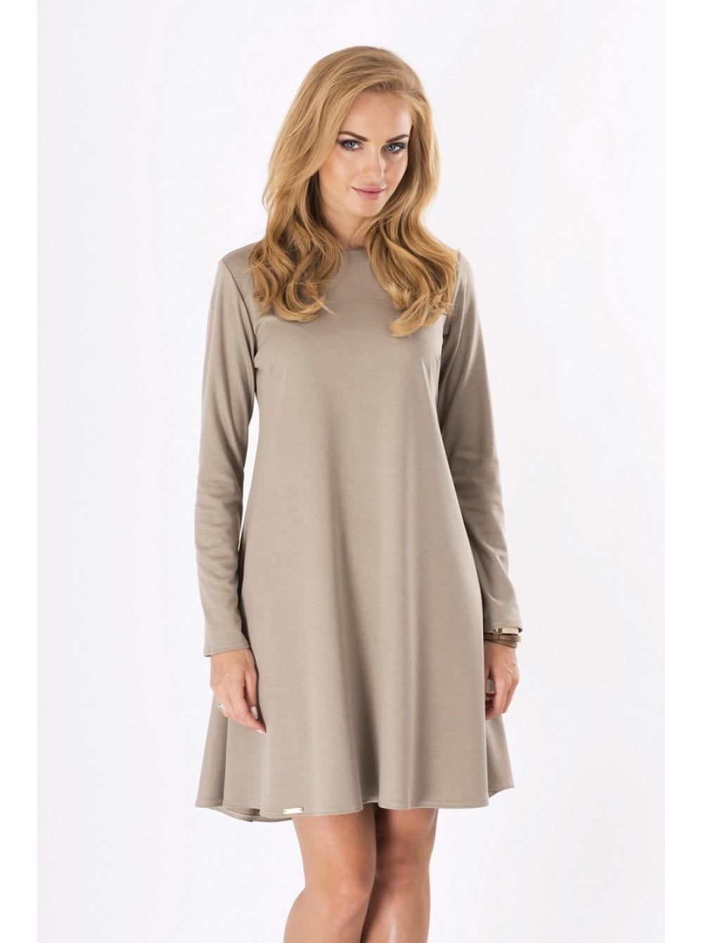 Платье осеннее Like оптом и в розницу купить с доставкой Новой ... a6119bd7e2c