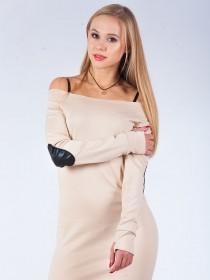 Платье с латками под заказ ЗПТ7