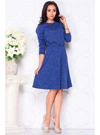 Платье с юбкой ангоровое