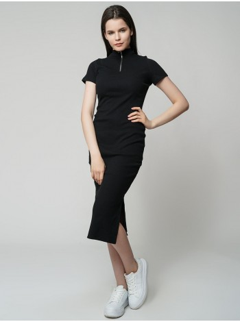 Платье твое черное