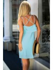 Платье на тонких бретелях от производителя Stereotip