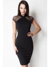 Платье трикотажное Шик