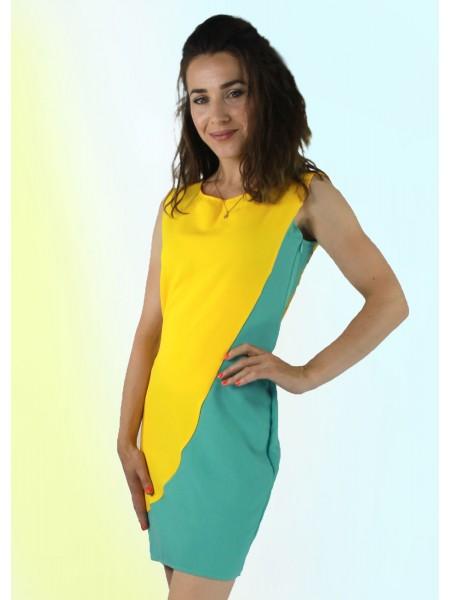 Летнее платье Flag под заказ ЗПТ83