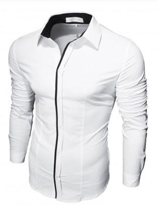 Рубашка приталеная 70001