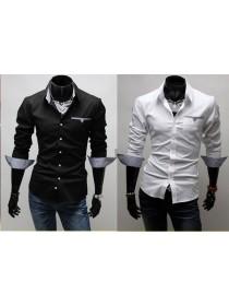 Стильная сорочка мужская под заказ ЗРС2