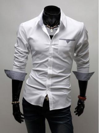 Сорочка мужская Стиль
