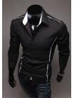 Стильная рубашка мужская приталеная цена от 199 грн.
