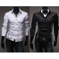 Рубашка мужская приталеная под заказ зрс3