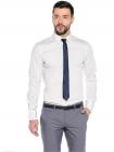 Белая рубашка мужская классика