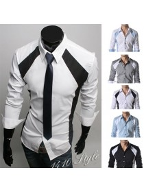 Рубашка мужская модная