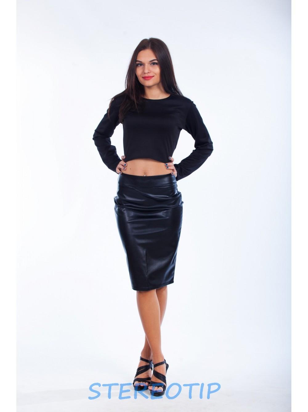 Трендовые кожаные юбки 2020-2021 – топ-10 трендов, новые модели и ... | 1340x1000